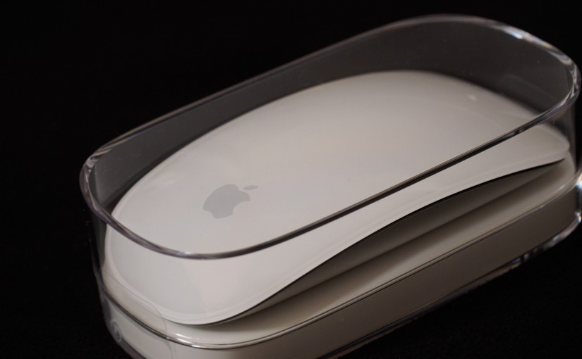 Apple Magic Mouseの包装
